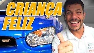 SUBARU IMPREZA WRX 2003 BLOB BLUE MICA DO GUI DA TONIMEK | VLOG #175