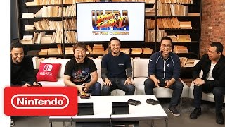 Ultra Street Fighter II: The Final Challengers – Nintendo Treehouse: Live with Nintendo Switch