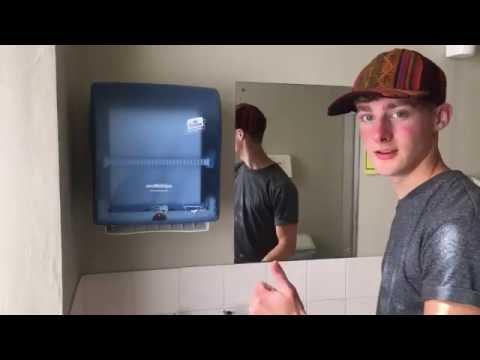 Beatbox (feat. paper towel dispenser)