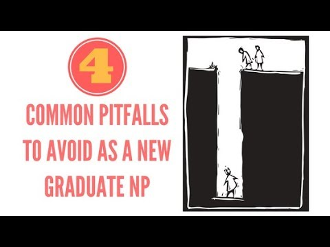 4 pitfalls to avoid as a new Nurse Practitioner