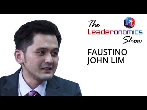 The Leaderonomics Show - Faustino John Lim, Co-Founder & COO of CALI