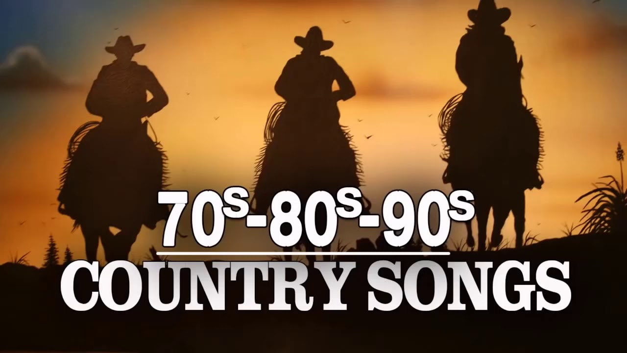 Best Classic Country Songs Of 70s 80s&90s 🎼 Greatest Old Country Songs Of All Time
