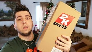 2K SENT ME AN EARLY CHRISTMAS GIFT!!!