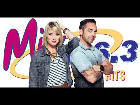 Brooke and Jubal in the Morning on Mix 106 3