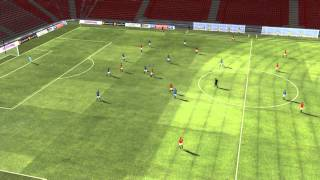 Man Utd Under 21 mot Leicester Under 21 - Rafferty scorer 39 minutter