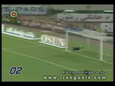 Top 10 Goals - Team Melli (Iran) 2008