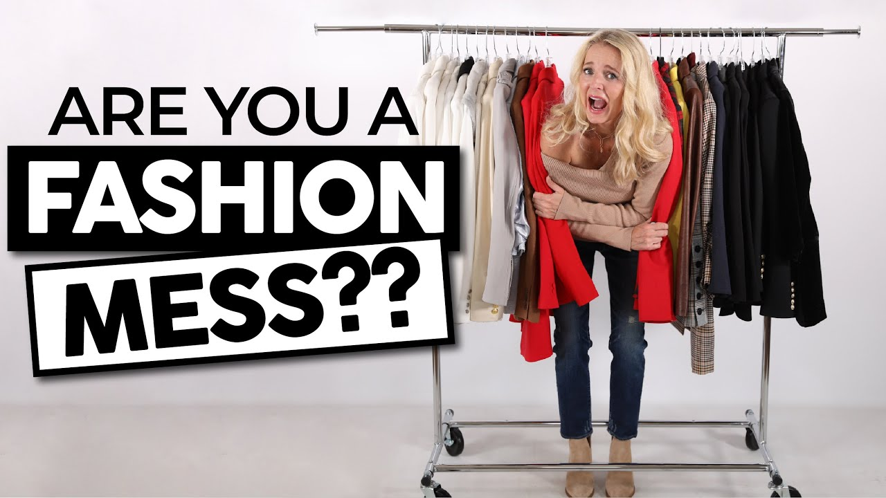 5 BIG Reasons Your Style is a MESS Over 40! (How women over 40 & over 50 lose their Fashion Sense)