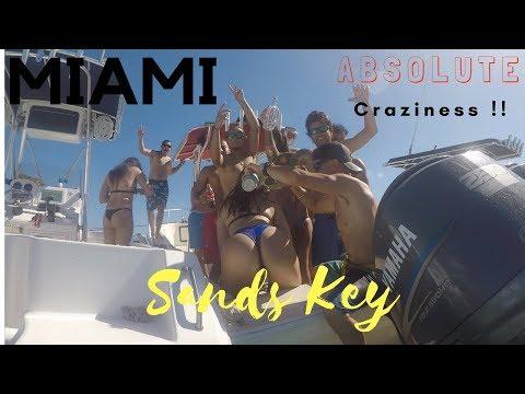 Sands Key SandBar (Miami Florida)