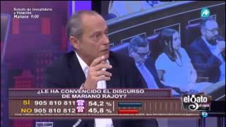 """Eduardo García Serrano: """"Rajoy ha sido un burócrata aburrido"""""""