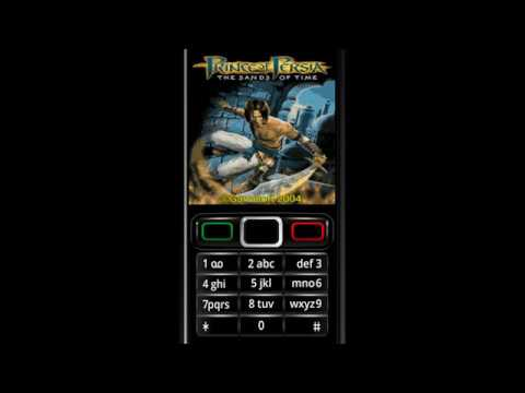 Prince Of Persia The Sands Of Time Old Java Game 320x240 On My Huawei P9 Little Youtube