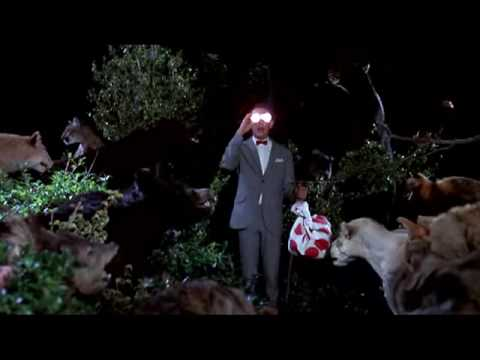 Pee Wee's Big Adventure in 9 Minutes