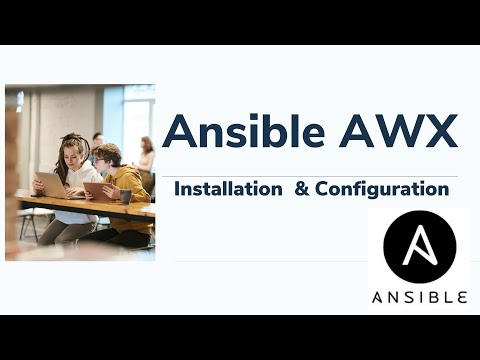 ansible awx install roles