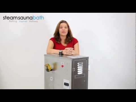 Mr CU2500 - CU Series Commercial Steam Bath Generator