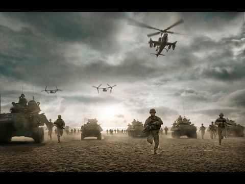 """アメリカ海兵隊 USMC 公式PV/CM """"Toward the Sounds of Chaos"""""""