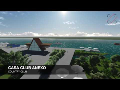 Guayaquil Country Club - Nueva Sede Samborondón (Versión Extendida)