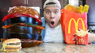 DIY GIANT GUMMY McDONALD
