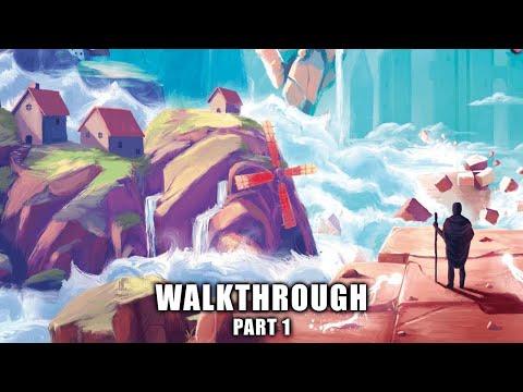 The Sojourn - Walkthrough | Part 1 |