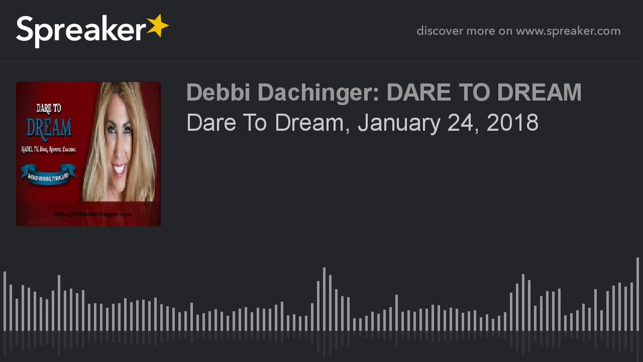 Caroline Myss And The Power Of Words With Debbi Dachinger On Dare