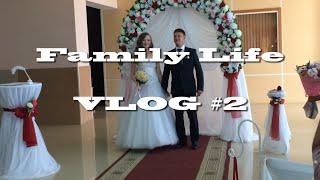 VLOG #2: Свадьба лучшего друга