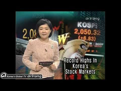 Record Highs In Korea's Stock Markets (KOSPI 강세와 주식시장 전망) [I