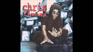 Chris Thomas - 21st Century Blues...from da Hood - 1995 Album (Rap-Blues-Rock Fusion)