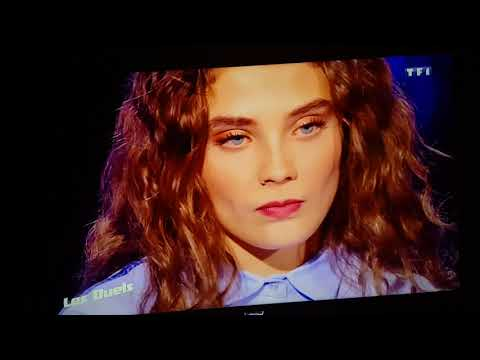Émotion the Voice France Gulan/Maelle