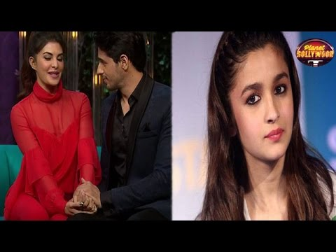 Alia Bhatt & Sidharth Malhotra's Paradise In Trouble Because Of Jacqueline? | Bollywood News