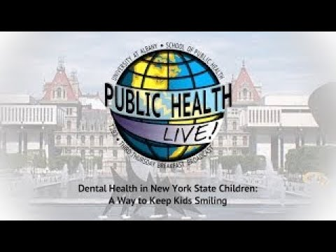 Dental Health in New York State Children: A Way to Keep Kids Smiling