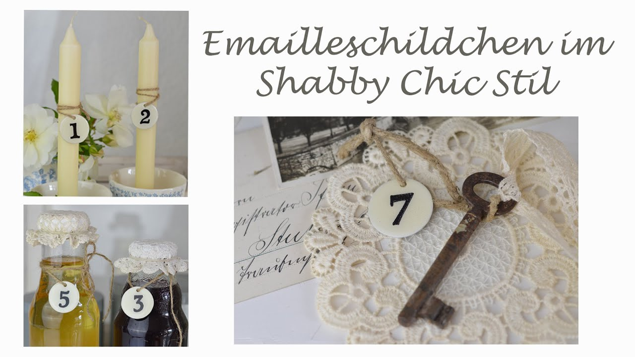 Einzigartig Shabby Chic Deko Selber Machen Schema