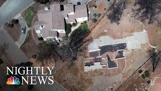 After The Ashes: Sonoma Strong, Sonoma Uncertain (Part 4) | NBC Nightly News