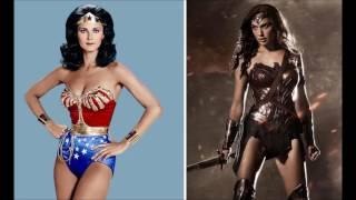 Süper Kahramanların Eski ve Yeni Halleri