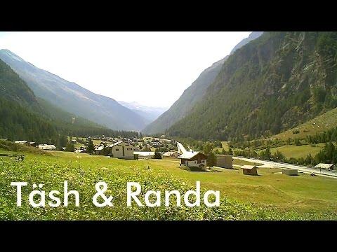 SWITZERLAND: Villages near Zermatt [HD]
