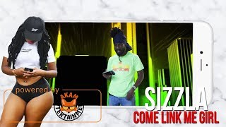 Sizzla - Come Link Me Girl [Official Lyric Video]