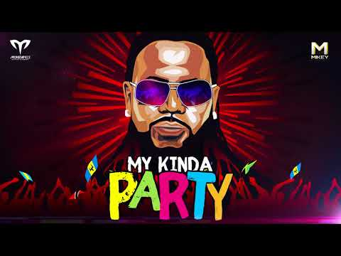 MIKEY - MY KINDA PARTY
