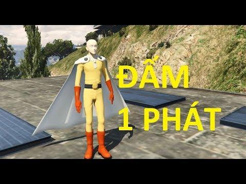 GTA 5 - Cuộc đời One Punch (đấm 1 phát tèo luôn)|GHTG