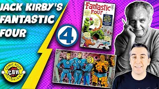 Episode 12. Jack Kirby, co-creator of Marvel (4/5): The Fantastic Four.  by Alex Grand
