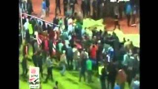 02.02.2012 Football-Disaster Al-Masri - Al Ahly Ägypten