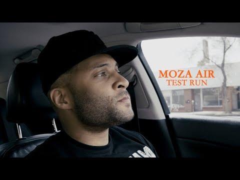 "Tech Run - ""Moza Air"" is Best Gimbal on market under $599"