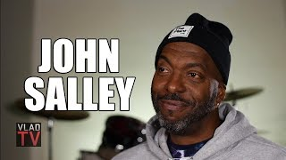 John Salley on His Best Friend Getting Murdered, Had a Chance to Get Revenge (Part 11)