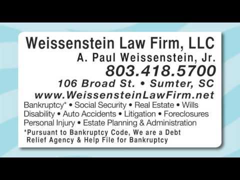 Weissenstein Law Firm LLC in Sumter, SC