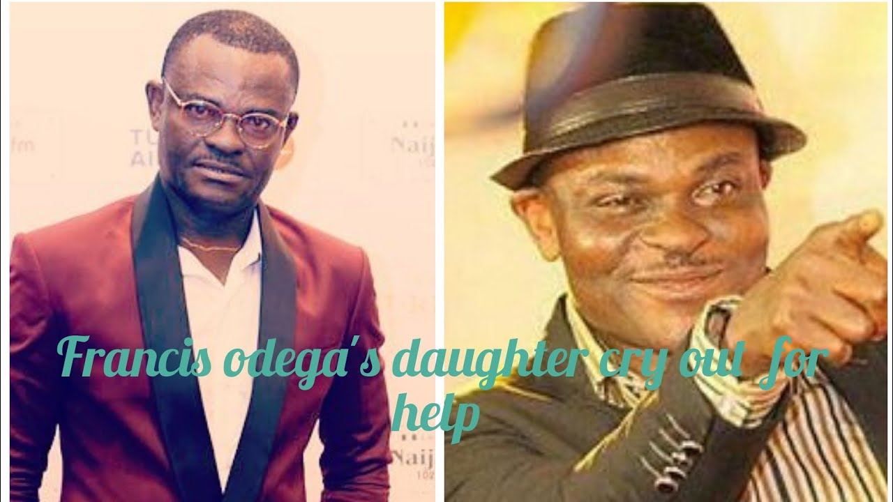 Download NOLLYWOOD ACTOR FRANCIS ODEGA KICKS WIFE OUT