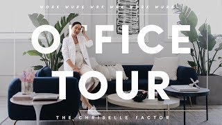 My Office Tour | Chriselle Lim