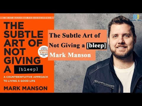 the-subtle-art-of-not-giving-a-f-by-mark-manson