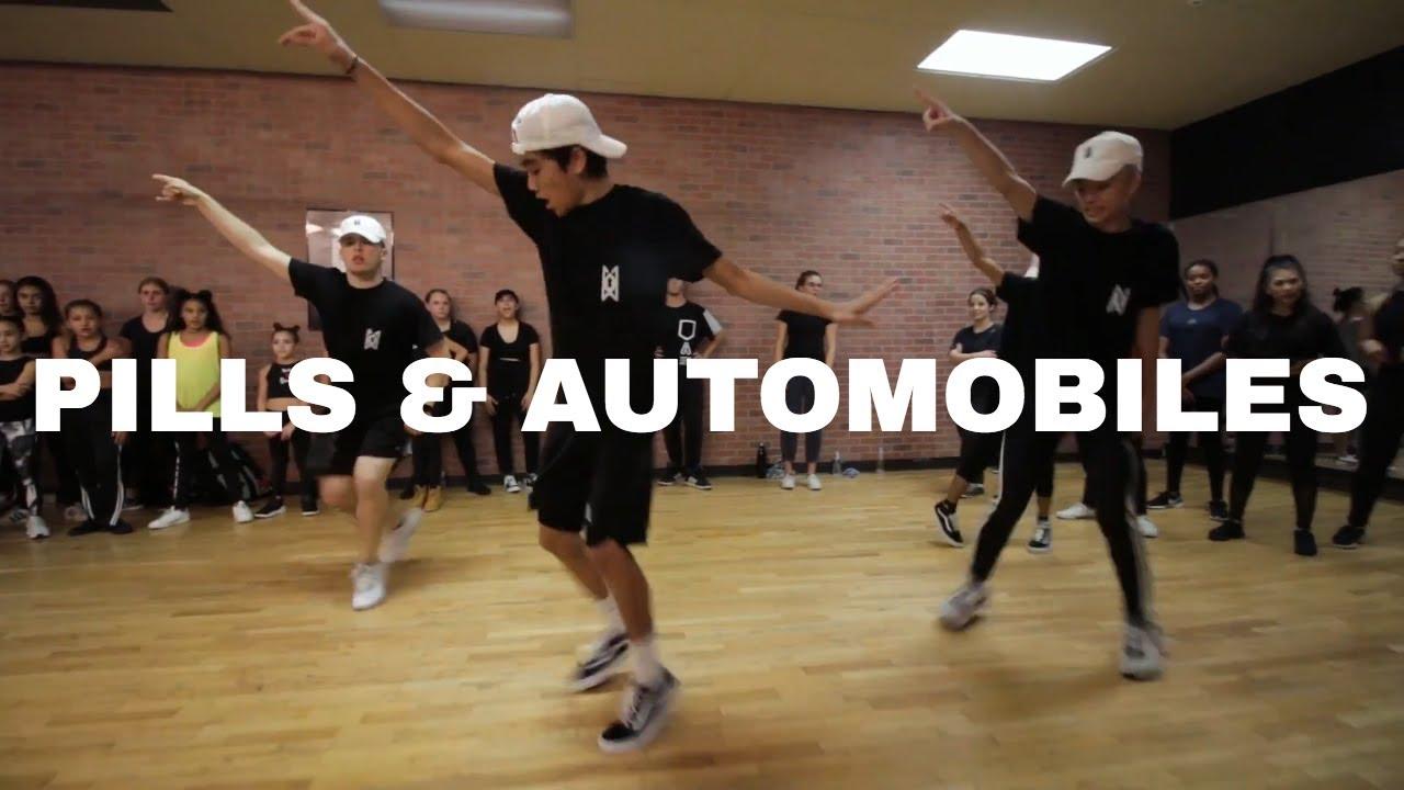 "Chris Brown ""PILLS & AUTOMOBILES"" Dance"