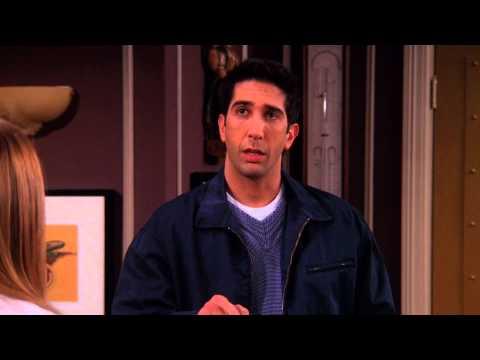 Jennifer Aniston -  Friends S06E05 -  White Blouse Clip 1080p HD