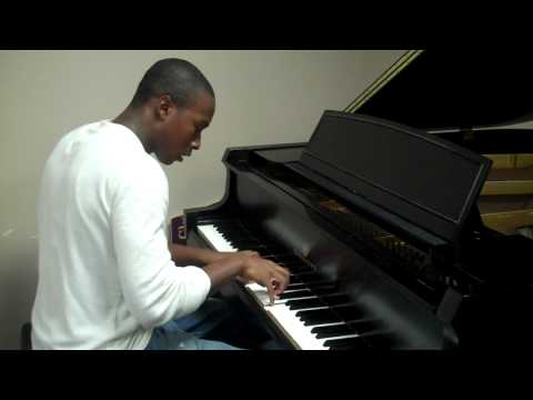 "Jordan I. Williams - Grammy Band Audition 2013, ""Billy"