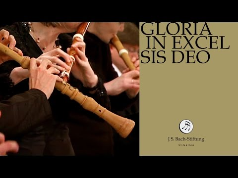 J.S. Bach - Cantata BWV 191 Gloria in excelsis Deo | 1 Chorus (J. S. Bach Foundation)