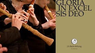 J.S. Bach - Cantata BWV 191 - Gloria in excelsis Deo - 1 - Chorus (J. S. Bach Foundation)