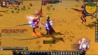 Battle of the Immortals Magus Gameplay
