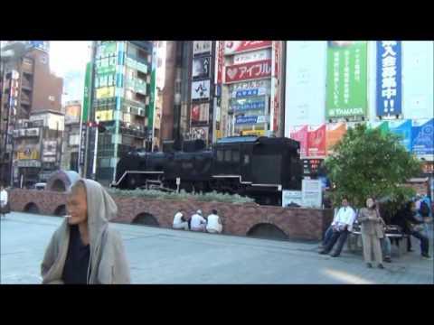 JAPAN TRAVEL (TOKYO - SHINBASHI)